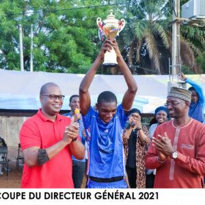 Les étudiants de la licence 1 remportent la finale de la coupe du Directeur G2néral